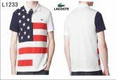 f467a2647fb50 Camisa polo Lacoste Países U.S.A
